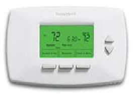 WE OFFER PROGRAMMABLE THERMOSTATS FOR ENERGY SAVINGS.  A GOOD QUALITY THERMOSTAT CAN SAVE YOUR  ELECTRICITY AND SAVE YOU MONEY. ASK US!